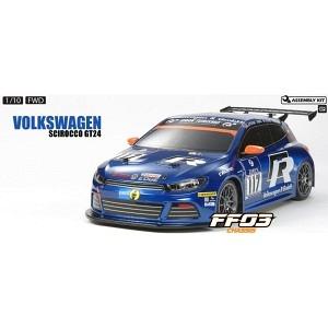 Bausatz FF-03 mit VW Scirocco GT24