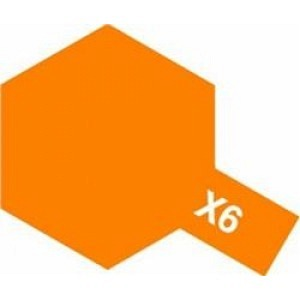 Farbe Orange X-6
