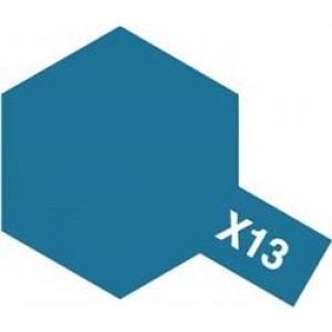 Farbe Mittelblau X-13