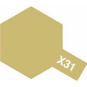Farbe Gold X-31