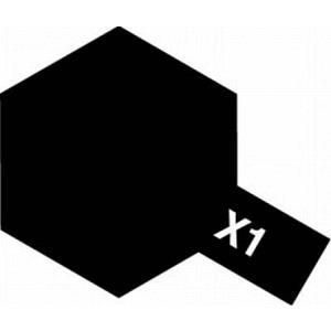 Farbstift schwarz X1 m