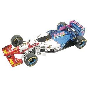 Footwork Hart FA 16 Morbidelli-Inoue GP